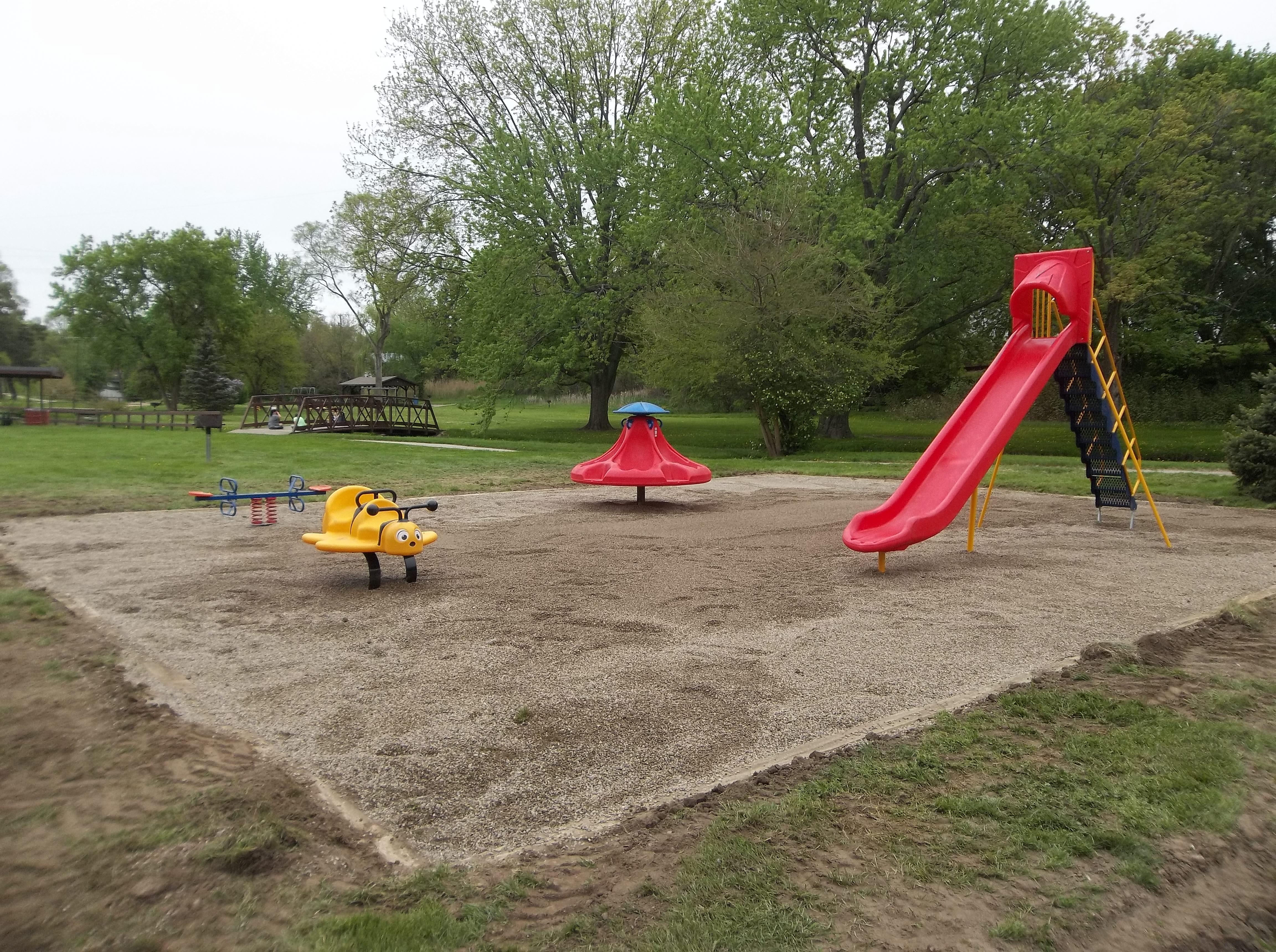 Michigan genesee county clio - Playground